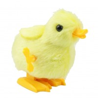 Clockwork Duck (2 Pack) Wind-up Jumping Duck Assortment Jumping Animals Chain Toy for Infant,Clockwork Toys, Children's Puzzle Toys, Emotional Interactive Toys,Strong Activity